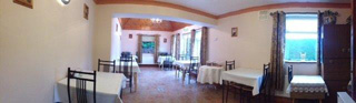 Kilcar House dining area